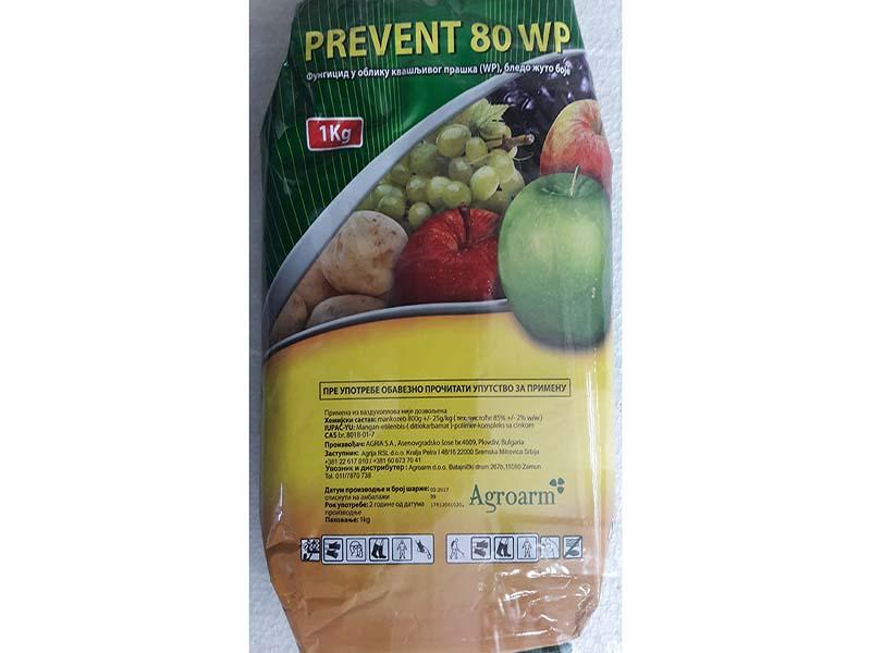 Prevent 80 WP  25kg