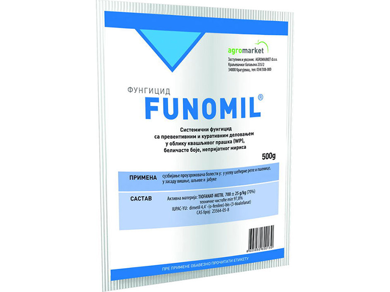 Funomil  0,5kg