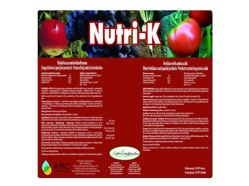 nutri-K 1lit