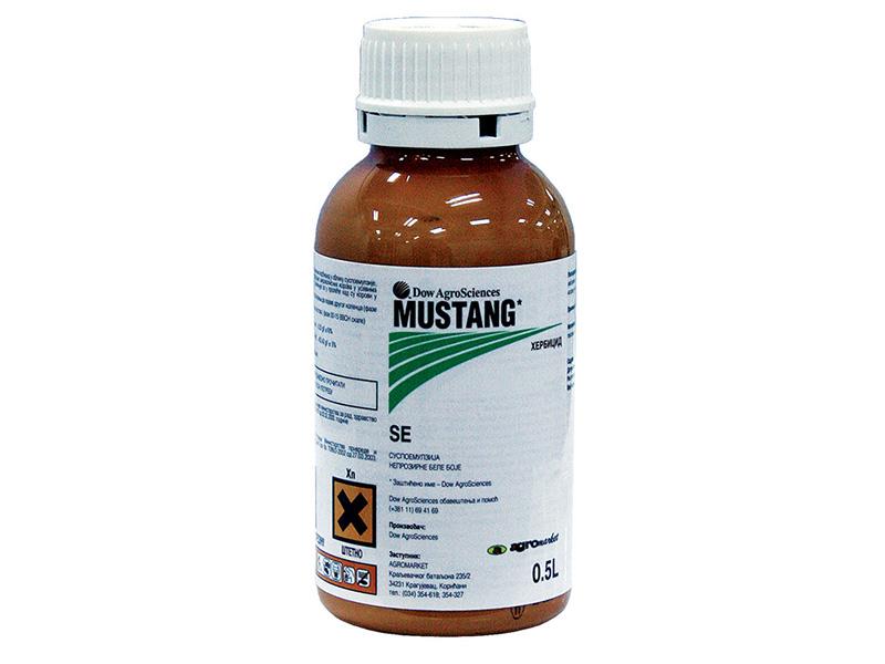 Mustang  0.5lit