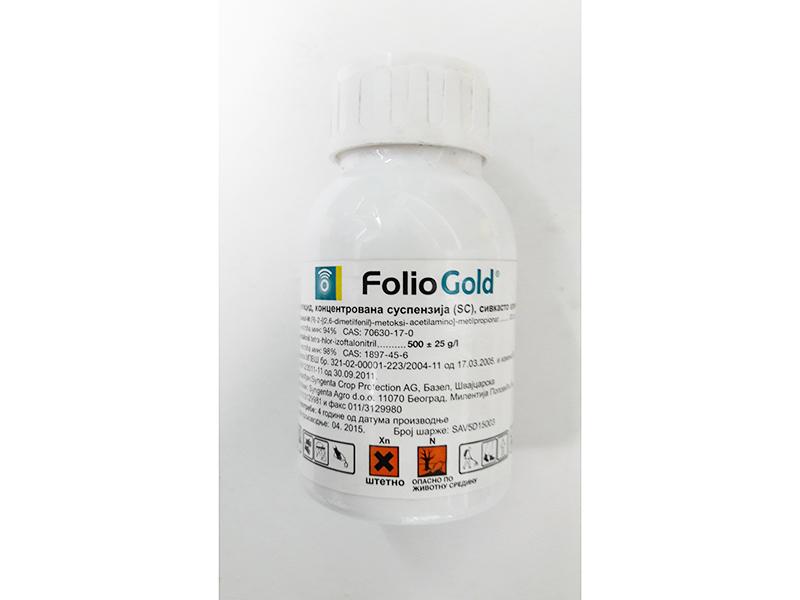 Folio Gold 537.5 SC  0,2lit