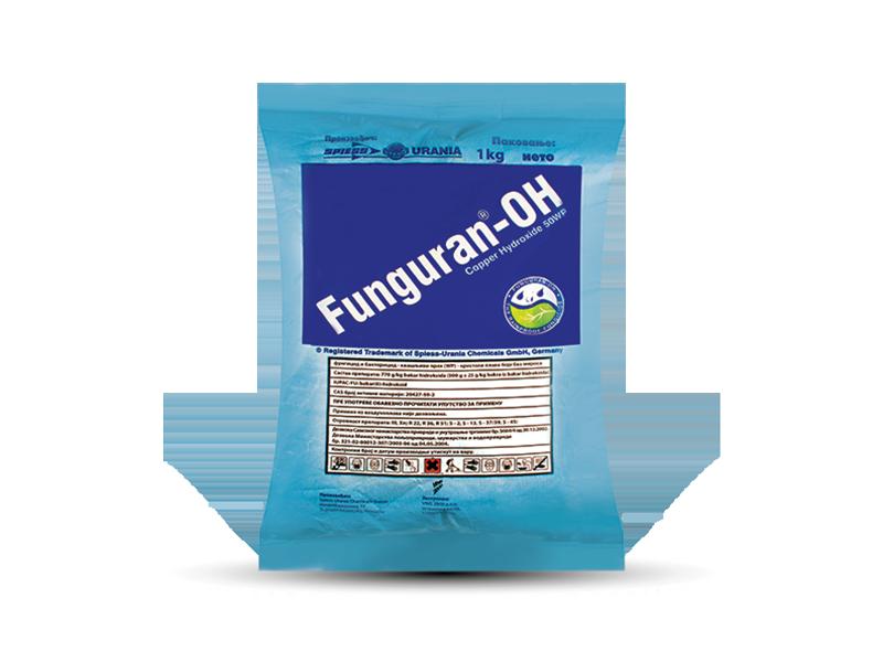 Funguran-OH  25gr-kes.