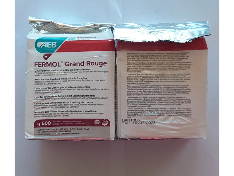 VK FERMOL GRANDE ROUGE 0.5KG