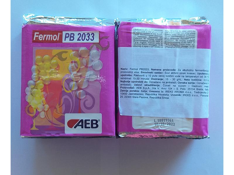 VK FERMOL PB2033